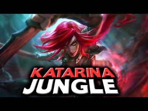 Lol Katarina Jungle