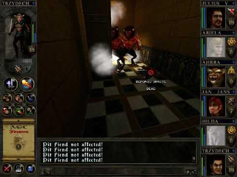 Zagrajmy W Wizards & Warriors By D W Bradly #96 Grobowiec Mrocznego Faraona