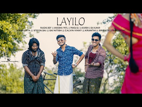 #Layilo #RaadhuBoy - Breakup Song  | Anoosha Patil | Akarsh Manley | Pandu Sj #Focuskingphotography
