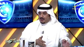 الأمير نواف بن سعد  لم تنتهي قضيتنا مع بخاري ورفعنا عليه قضية في الجهات الحكومية المختصة