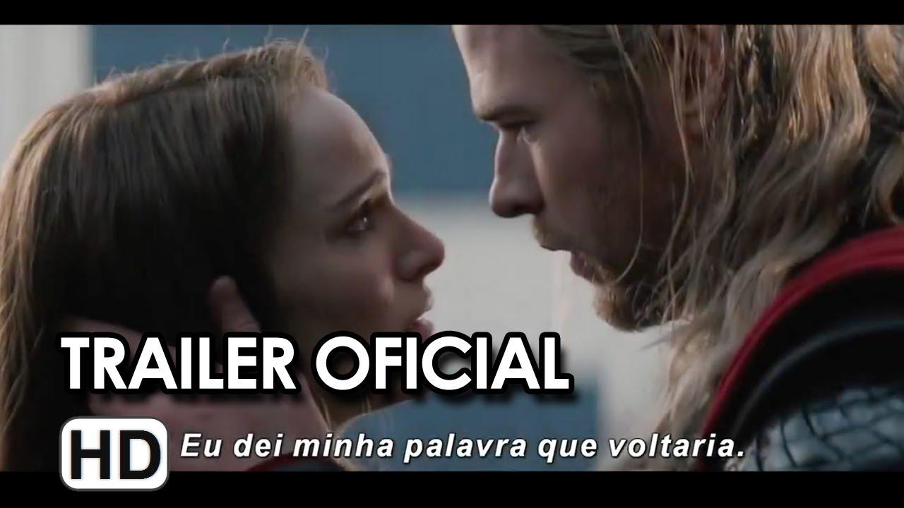Thor: O Mundo Sombrio - Trailer Oficial #2 Legendado