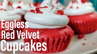 Eggless Red velvet cupcakes | Red velvet cupcake | Valentine day Special Recipe | Best Bites