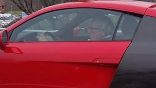 No, Bernie Didn't Spend Your $27 On An Audi R8