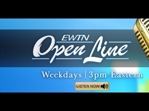 OPEN LINE Monday - 8/21/17- John Martignoni Catholic apologetics