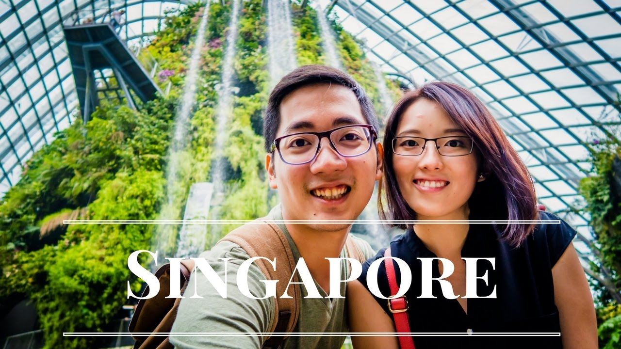 Singapore Garden By The Bay Cloud Forest Flower Dome Adult Travel Guide
