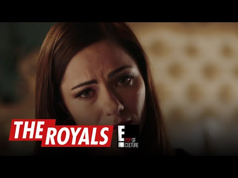 The Royals | Eleanor Confronts Helena for Revealing Robin Hood's Identity | E!