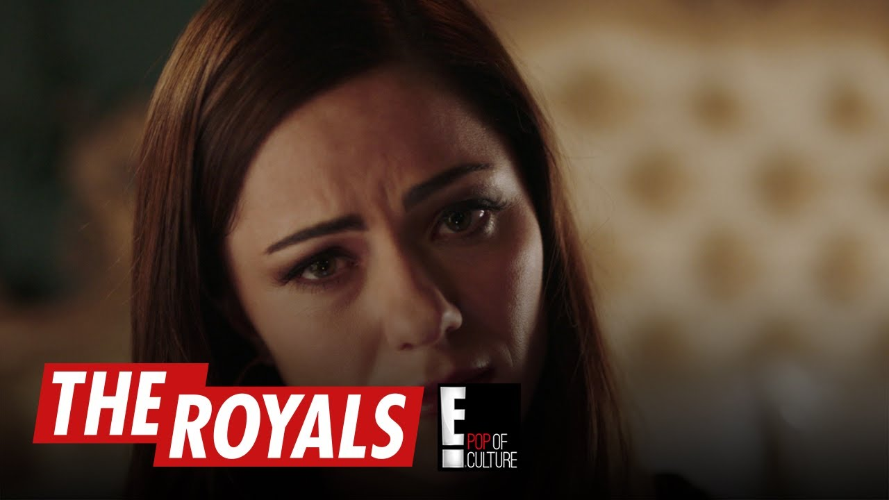 Download The Royals   Eleanor Confronts Helena for Revealing Robin Hood's Identity   E!