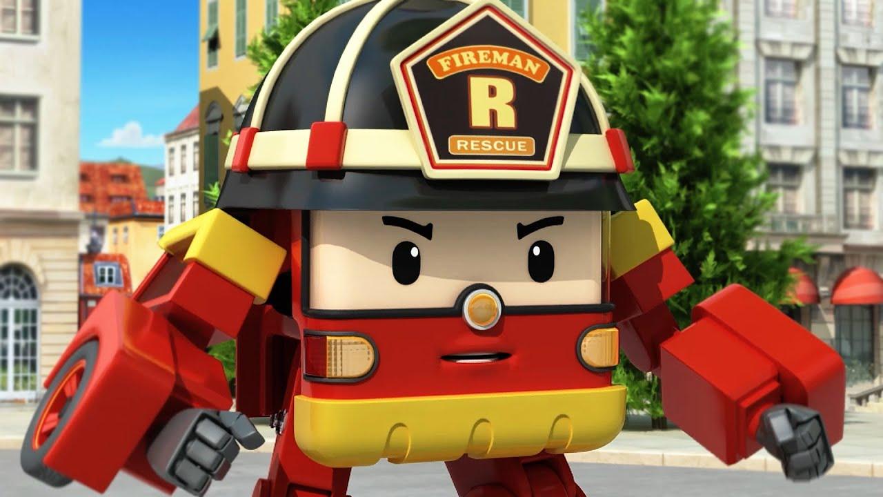 Robocar POLI S1 Clip | Ep.1~Ep.26 | 1 Hour | Cartoon for Kids | Robocar POLI TV