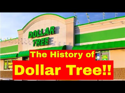 The History Of Dollar Tree, Dollar Tree's Story