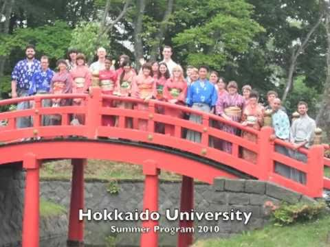 Japan Subject 10: Goodbye Hokudai