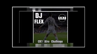 """¿Eis o """"afro-desafio"""" viral de Dj Flex inspirado em Cristiano Ronaldo"""