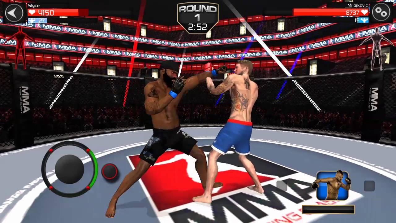 Kết quả hình ảnh cho MMA FIGHTING CLASH