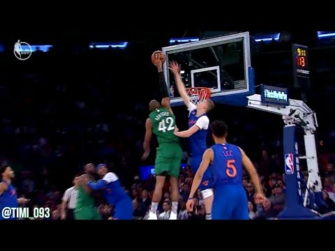 Al Horford 2016/17 Regular Season Scoring Highlights (part 1 of 2)