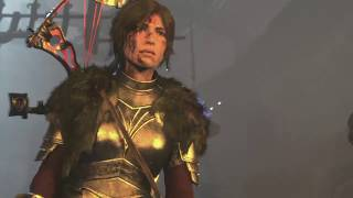 Rise of the Tomb Raider - Final Batalha contra Konstatine