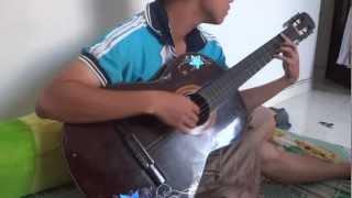 Triệu Đóa Hồng guitar (short version)