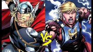 Thor vs. He-Man : Full Analysis