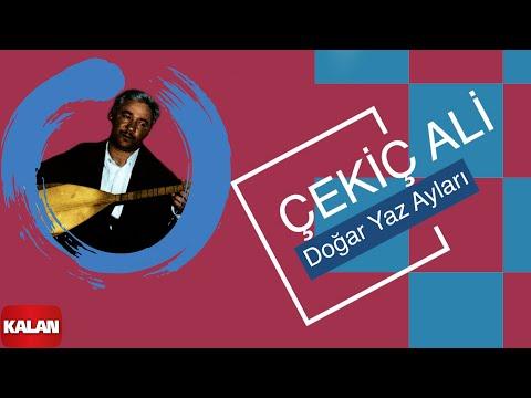 Çekiç Ali - Doğar Yaz Ayları - [ Kızılırmak © 1999 Kalan Müzik ]
