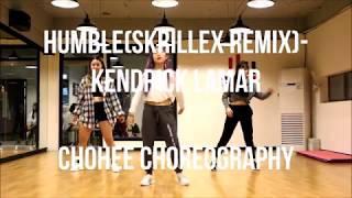 Gambar cover Humble(Skrillex Remix)-Kendrick Lamar | Chohee Choreography | Peace Dance