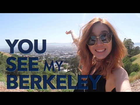 UC Berkeley Campus Tour!