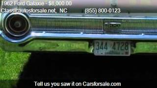 1962 Ford Galaxie  for sale in Nationwide, NC 27603 at Class #VNclassics