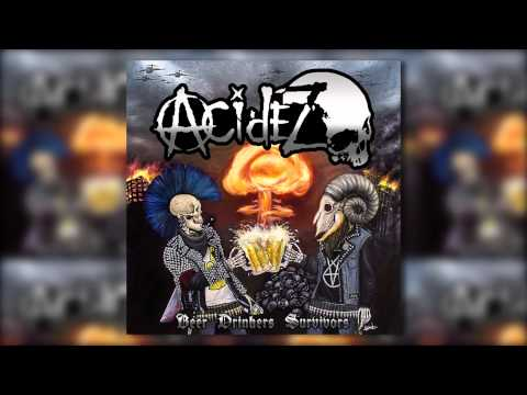 Acidez - Waiting The End