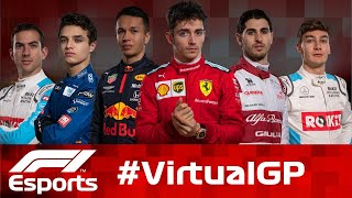 F1 Virtual Grand Prix! Full Race | Albert Park Circuit