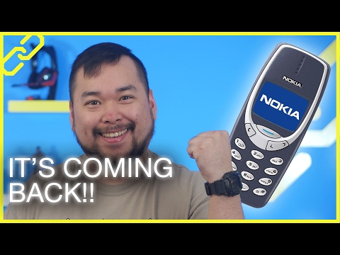 Nokia 3310 Remake for €59, Passenger Drones for Dubai in July, Amazon Chime