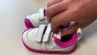 나이키 아기 신발 리뷰! PICO5 ! 핑크가 이쁜 여…