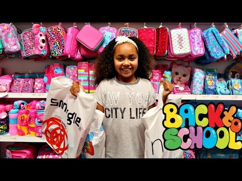 Thumbnail: BACK TO SCHOOL SHOPPING! SHOES & CLOTHES SUPPLIES Toys AndMe