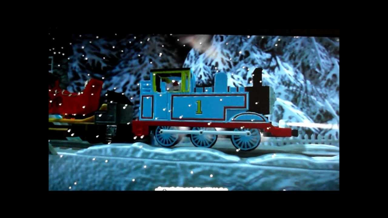 Lbp Thomas The Tank Engine A Christmas Train Ride Youtube