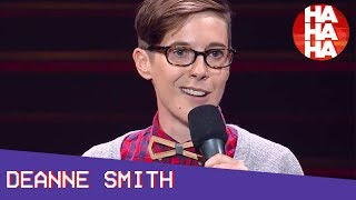 DeAnne Smith -  How Middle Aged Women Text