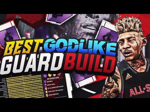 BEST GUARD BUILD IN NBA 2K18! 100% CONFIRMED ANALYSIS! DEMIGOD! THIS BUILD HAS NO WEAKNESS NBA 2K18