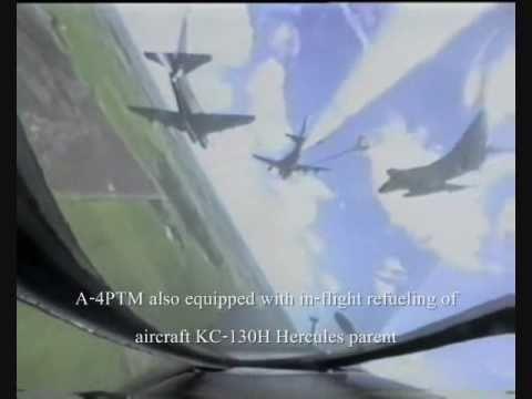 History Of A-4PTM Skyhawk RMAF