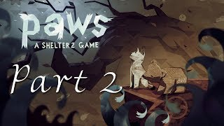 NMJP Paws: A Shelter 2 Game |Part 2| SWANS ARE SCARY!