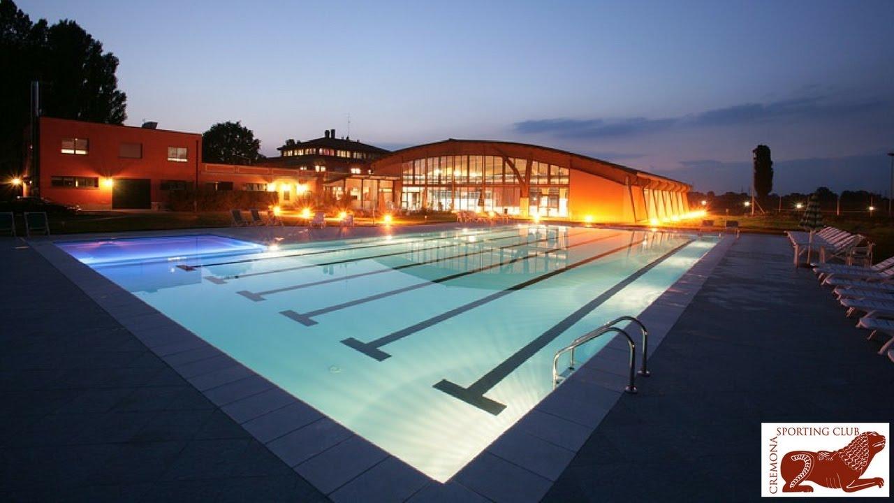 91b715828cda Sporting Club - il centro sportivo più completo di Cremona - YouTube