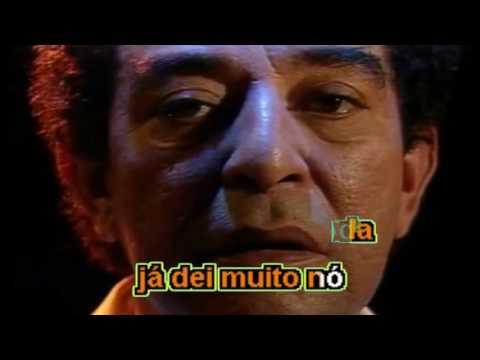 João Nogueira - Nó na madeira - Karaoke