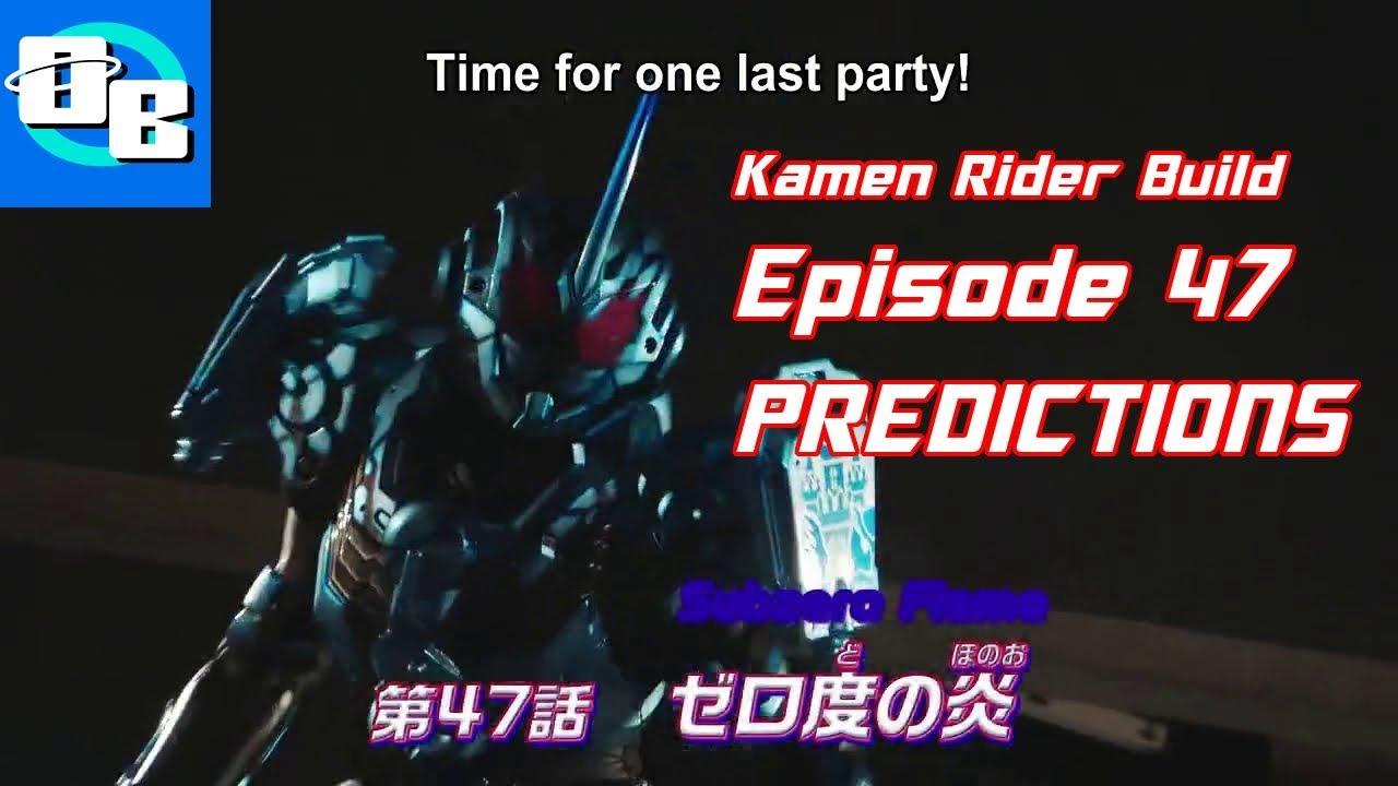 Kamen Rider Build Episode 47 Predictions Utsumi Is The Key
