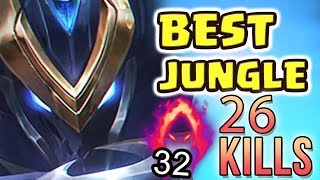 THIS IS WHY YOU NEED TO SPAM KHA'ZIX (26 kilIs IN CHALLENGER) | MAX LETHALITY 1-SH0TS | ZERO COUNTER