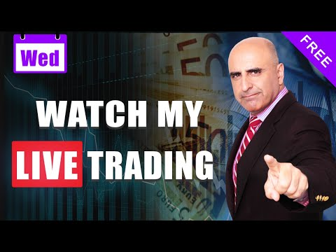 Live Day Trading Room Streaming - Meir Barak