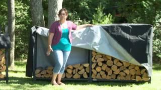 WoodEze Expandable Log Rack Comparison