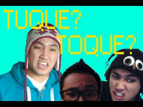 What is a TOQUE  TUQUE ...(O o) - YouTube 81ffe538eb4a