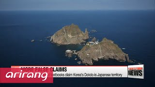 Japan makes more claims to Korea's Dokdo island