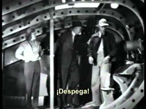 El Invasor Marciano (1950) cap 12 de 12 (sub. español) final