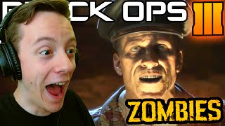 BLACK OPS 3 ZOMBIES: THE GIANT TRAILER REACTION! CoD: BO3 Zombies Story (Trailer Explained)