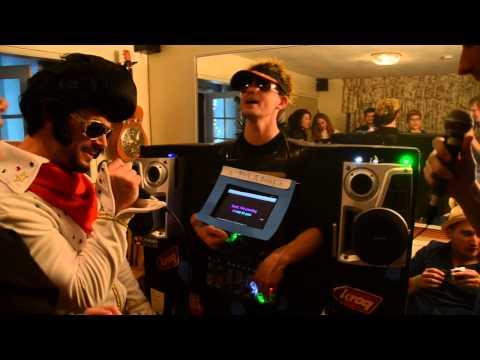 Karaoke Halloween Costume