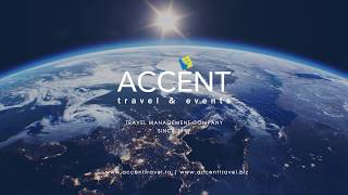 Accent Travel & Events corporate presentation