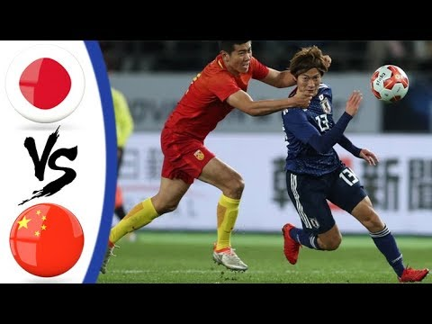 HIGHLIGHTS JAPAN vs CHINA East Asian Cup 2017 | 日本 vs 中国 东亚杯2017 @千叶县 720P