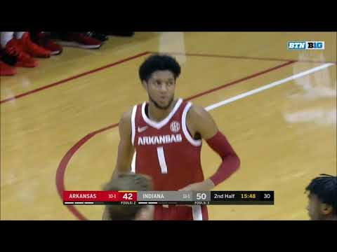 Arkansas vs. Indiana 12/29/2019
