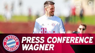 """🎙 """"important for the team to be successful"""" - sandro wagner introduces himself! 
