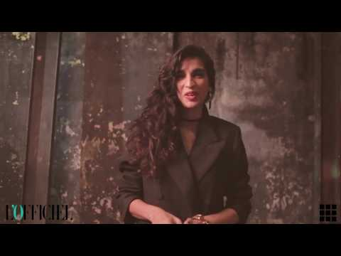 Anushka Manchanda on the cover for Dec 2016